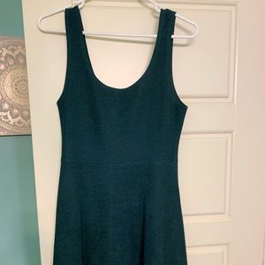 Dresses & Skirts - Skater style dress. Deep Green. Large